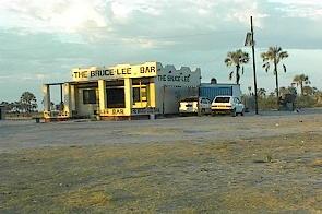 The Bruce Lee Bar