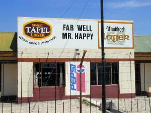 Far Well Mr. Happy