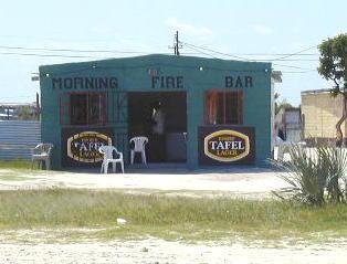 Morning Fire Bar