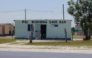 Pu Dishena Save Bar